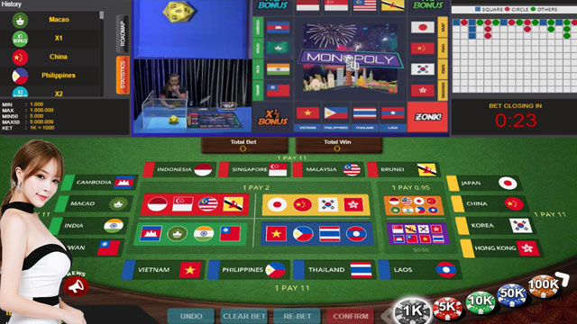 Cara Main Monopoly Online
