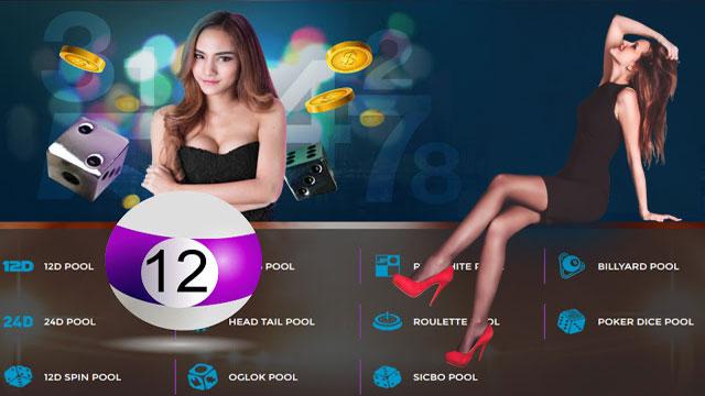 Panduan dan Cara Bermain 12D Pool